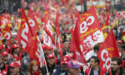 Manifestation anti-austérité 9 avril 2015
