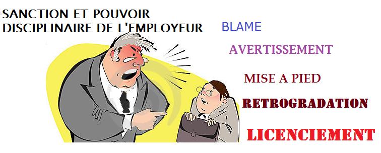 Illustration patron criant sur employée apeurée