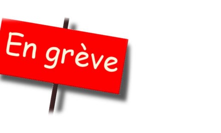Attention grèves ! 19 avril 2018