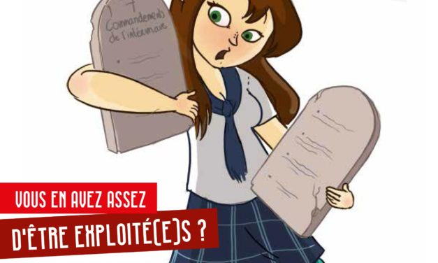 Entendu sur France Inter : les forçats de l'intérim