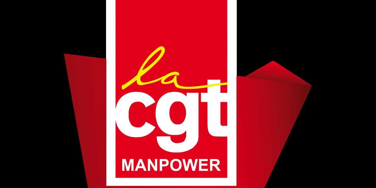 PRIME DE FIN D'ANNÉE – LA CGT MANPOWER AGIT