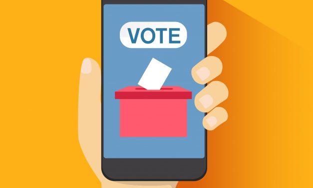 Nouveau – Vote électronique