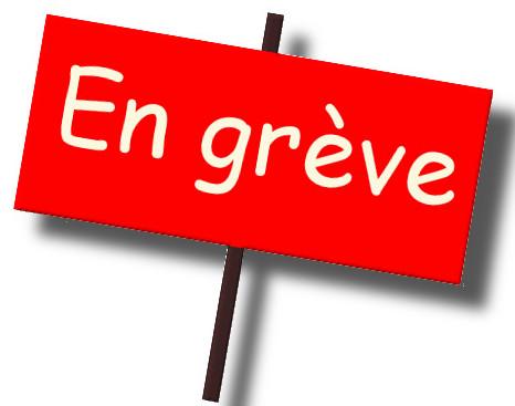 DES INTÉRIMAIRES SE METTENT EN GRÈVE